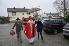 Nikolaus - Kindergarten Guttenbrunnsiedlung (09.12.2020)