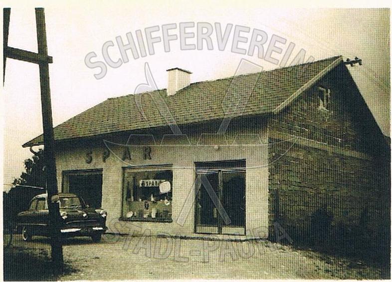 12.4 Ehemaliges  Kaufhaus von  Puchinger Hubert in der Schwanenstädterstr. Nr.33wz