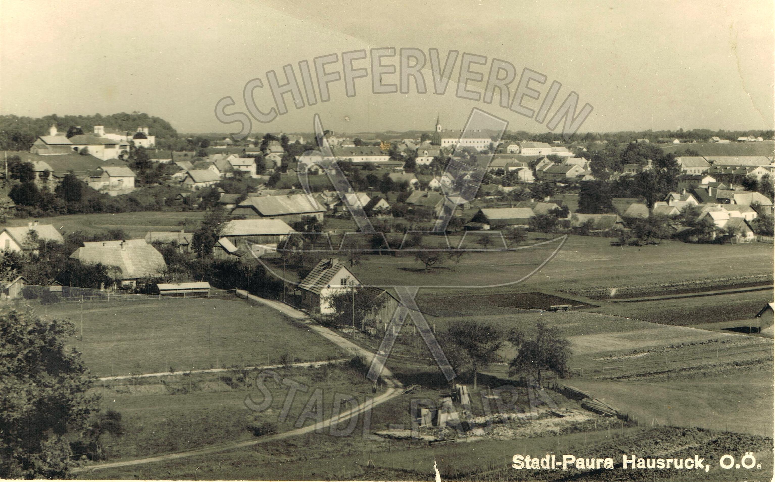 12.9 im Vordergr. Brandruine vom Haus in der Egllackn Nr.74 ( Egellackn Nr.11, Ternik,Clamawz.