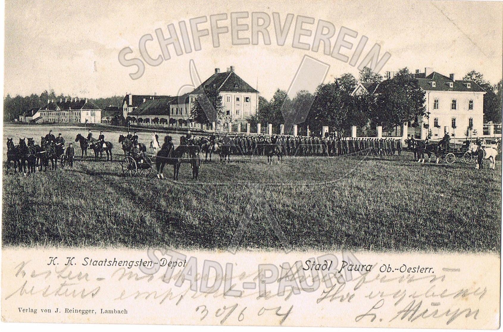 74 Ansichtskarte von 1904wz